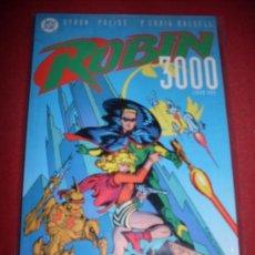 Cómics: ZINCO DC ROBIN 3000 TOMOS 1 Y 2 BUEN ESTADO. Lote 32611755