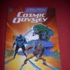 Cómics: ZINCO DC COSMIC ODYSSEY TOMO 3 DECISION. Lote 32616137