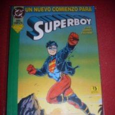 Cómics: ZINCO DC - SUPER BOY - TOMOS 1 Y 2 BUEN ESTADO. Lote 32617021