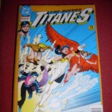 Cómics: ZINCO DC - LOS NUEVOS TITANES TOMO 1 Y 2 Y 3 EQUIPO DE TITANES FINAL SAGA. Lote 32617688