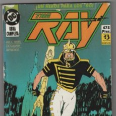 Cómics: THE RAY: COMPLETA EN 1 TOMO: ZINCO. Lote 32618890