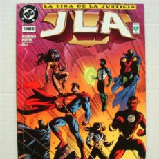 Cómics: JLA - LOTE 2 AL 8 - COLECCIÓN CASI COMPLETA - DC. Lote 32619508