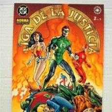 Cómics: LIGA DE LA JUSTICIA - EL CLAVO - Nº 2 - OTROS MUNDOS - DC (NORMA). Lote 32619575