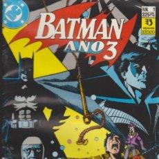 Cómics: BATMAN. AÑO 3. Nº 1.. Lote 32750499