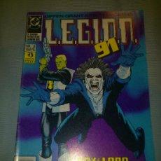 Comics: LEGION 91.Nº3.ED.ZINCO.1991. Lote 32798044