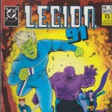Cómics: LEGION 91 Nº 1.. Lote 77968642