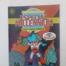 Cómics: ESPECIAL MILLENIUM Nº 1. LIGA DE LA JUSTICIA.EDICIONES ZINCO. DC COMICS.. Lote 46177079