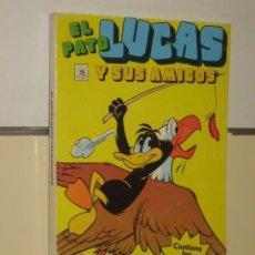 Cómics: EL PATO LUCAS Y SUS AMIGOS Nº 6-7-8-9-10 EN UN TOMO RETAPADO - EDICIONES ZINCO. Lote 32958371