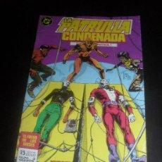 Cómics: LA PATRULLA CONDENADA Nº 3. DC COMICS. EDICIONES ZINCO.. Lote 33024971