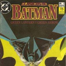 Cómics: CLASICOS DC 1 AL 27 + ESPECIAL + ESPECIAL AQUAMAN. BATMAN, GREEN LANTERN & GREEN ARROW, ECT. Lote 33036125