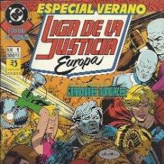Cómics: LIGA DE LA JUSTICIA - INTERNACIONAL - AMERICA (ZINCO) 1988 - 1993 LOTE. Lote 33040501