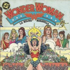 Cómics: WONDER WOMAN ( ZINCO ) ORIGINAL 1988 LOTE. Lote 33040717