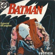 Cómics: BATMAN JUSTICIA CIEGA ( ZINCO ) ORIGINAL 1989 COMPLETA. Lote 33043979