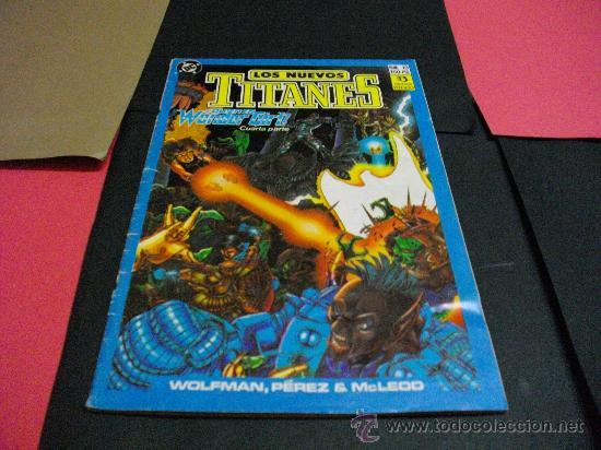 BONITO COMICS LOS NUEVOS TITANES Nº 13 MAS COMICS EN MI TIENDA VISITALA (Tebeos y Comics - Zinco - Nuevos Titanes)