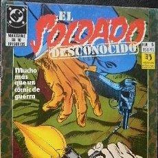 Cómics: EL SOLDADO DESCONOCIDO Nº 5 DC COMICS - EDICIONES ZINCO . Lote 33342983