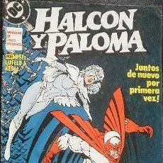 Cómics: HALCON Y PALOMA Nº 2 EDICIONES ZINCO - DC COMICS. Lote 33413355