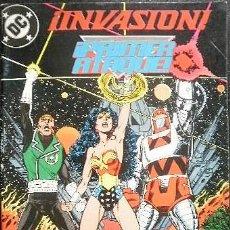 Cómics: INVASIÓN: ¡PRIMER ATAQUE! Nº 2 EDICIONES ZINCO - DC COMICS. Lote 33413445