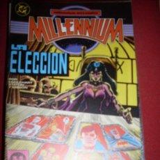 Comics : DC ZINCO MILLENNIUM NUMERO 4 BUEN ESTADO. Lote 33548246