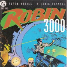 Cómics: ROBIN 3000: COMPLETA EN 2 NÚMEROS: ZINCO. Lote 33712532
