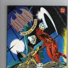 Cómics: BATMAN : CIRCULO MORTAL. ED ZINCO ALAN DAVIS . Lote 33789091