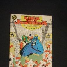 Cómics: DC - LIGA DE LA JUSTICIA - JUSTICE LEAGUE - Nº 3 - EDICIONES ZINCO - . Lote 33893631