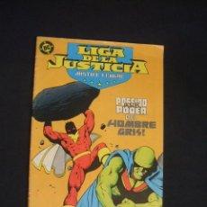 Cómics: DC - LIGA DE LA JUSTICIA - JUSTICE LEAGUE - Nº 6 - EDICIONES ZINCO - . Lote 33893676