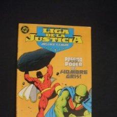 Cómics: DC - LIGA DE LA JUSTICIA - JUSTICE LEAGUE - Nº 6 - EDICIONES ZINCO - . Lote 33893686
