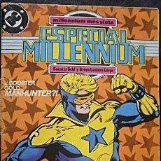 Cómics: ESPECIAL MILLENIUM Nº 8 POR JURGENS Y CAMPANELLA DC CÓMICS. Lote 34244168