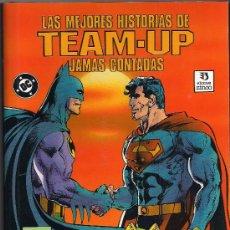 Cómics: LAS MEJORES HISTORIAS DE TEAMP-UP, JAMAS CONTADA, TOMO. Lote 34405312