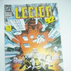 Cómics: L.E.G.I.O.N. 92 Nº 15 ULTIMO NUMERO EDICIONES ZINCO E5. Lote 34489024
