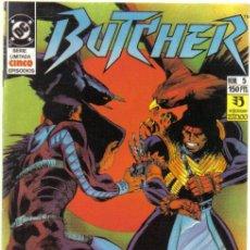 Cómics: BUTCHER Nº 5. . Lote 34511494