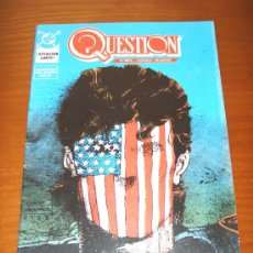 Cómics: THE QUESTION Nº 14 - EDICIONES ZINCO. Lote 26772614