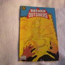Cómics: BATMAN Y LOS OUTSIDERS Nº 13, EDITORIAL ZINCO. Lote 34602799