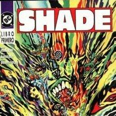 Cómics: SHADE [SERIE COMPLETA]. Lote 34615598