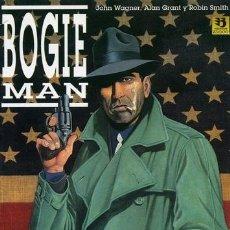 Cómics: BOGIE MAN - EL PROYECTO MANHATTAN. Lote 34615772