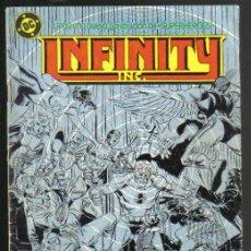Cómics: INFINITY INC Nº 9. Lote 34616005