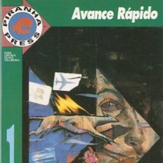 Cómics: AVANCE RAPIDO (MORRISON/MCKEAN) [SERIE COMPLETA]. Lote 34616207