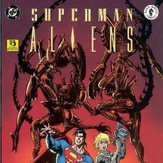 Cómics: SUPERMAN VS. ALIENS Nº2. Lote 95972844
