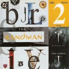 Cómics: SANDMAN - VIDAS BREVES 2 (NEIL GAIMAN). Lote 34623357