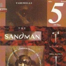 Cómics: SANDMAN - VIDAS BREVES 5 (NEIL GAIMAN). Lote 34623363