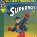 Cómics: UN NUEVO COMIENZO PARA SUPERBOY. Lote 34624213