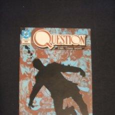 Cómics: QUESTION - Nº 2 - EDICIONES ZINCO - COMO NUEVO - . Lote 34669973
