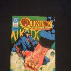 Cómics: QUESTION - Nº 8 - EDICIONES ZINCO - COMO NUEVO - . Lote 34670057