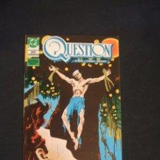 Cómics: QUESTION - Nº 9 - EDICIONES ZINCO - COMO NUEVO - . Lote 34670070