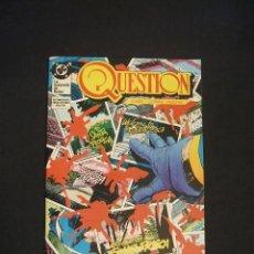 Cómics: QUESTION - Nº 10 - EDICIONES ZINCO - COMO NUEVO - . Lote 34670084