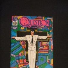 Cómics: QUESTION - Nº 11 - EDICIONES ZINCO - COMO NUEVO - . Lote 34670091