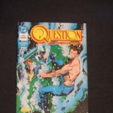 Cómics: QUESTION - Nº 13 - EDICIONES ZINCO - COMO NUEVO - . Lote 34670119