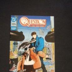 Cómics: QUESTION - Nº 16 - EDICIONES ZINCO - COMO NUEVO - . Lote 34670158