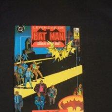 Cómics: LEYENDAS DE BATMAN - Nº 7 - EDICIONES ZINCO - COMO NUEVO - . Lote 34671190