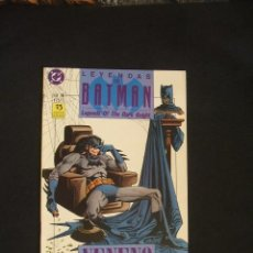 Fumetti: LEYENDAS DE BATMAN - Nº 18 - EDICIONES ZINCO - COMO NUEVO - . Lote 34671448